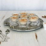Agnie's traditional Cyprus rice pudding