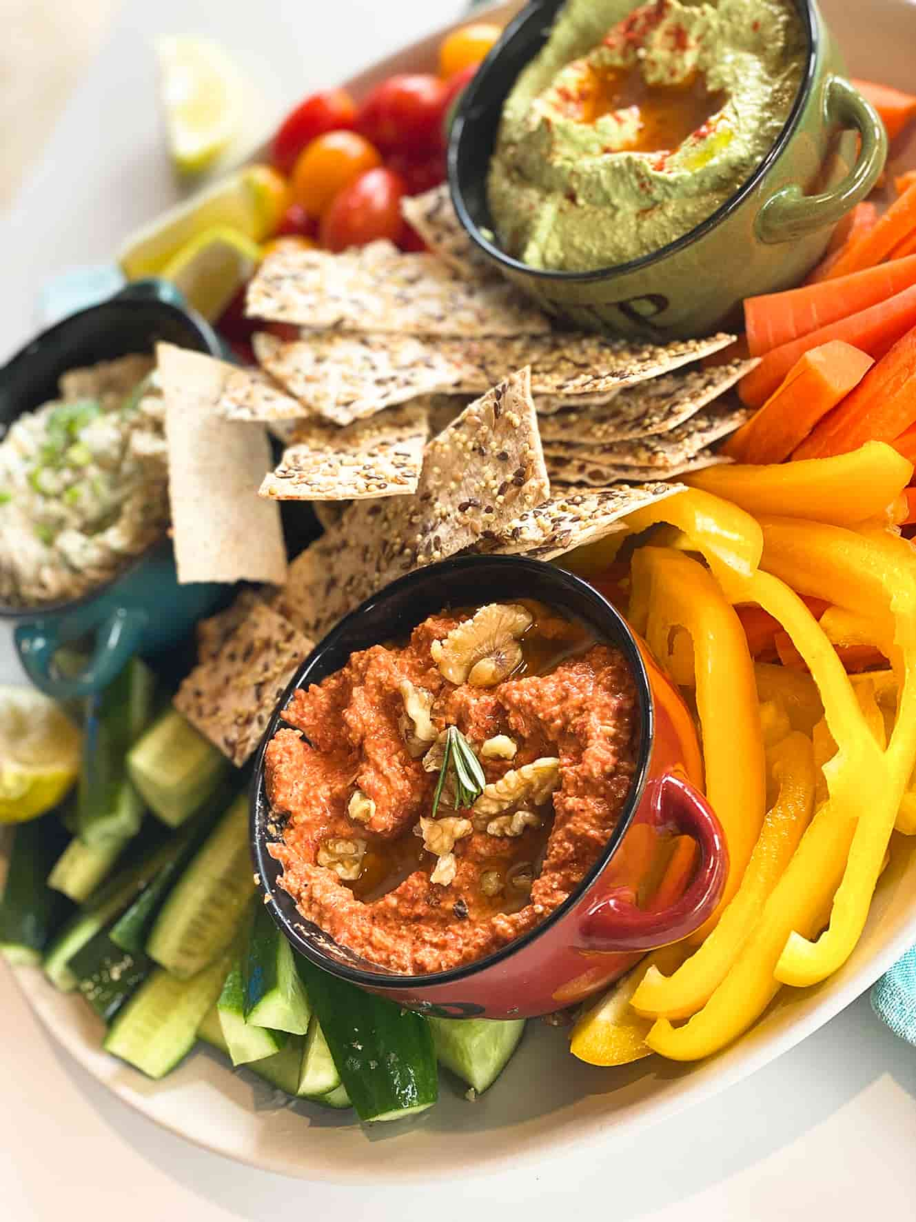 Ultimate-mediterranean-dips-platter2-recipes-starters-sides