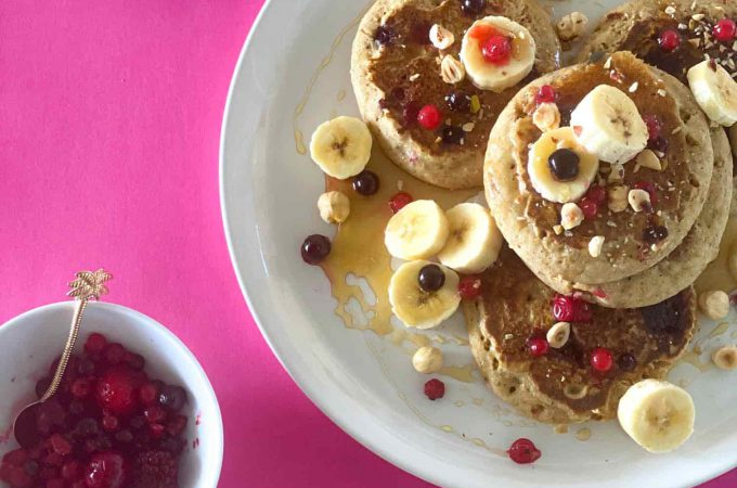 Sugar-Free-Pancakes-Berries-chocolate2 -recipes-breakfast